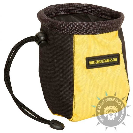 Quick Treat Nylon Pouch for Easy Training