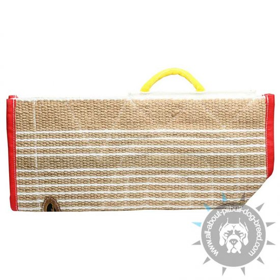 Protection Bite Sleeve Jute Cover for Pitbull