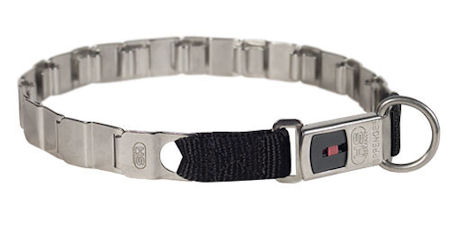 Efficient Neck Tech Dog Collar of Stainless Steel