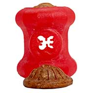 'Yammy Bobbin' Treat Dispensing Chewing Toy Medium Size