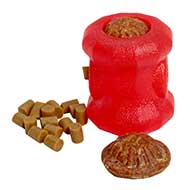 Everlasting Treat Dispensing Fire Plug Toy - Small Size