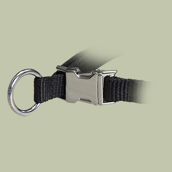 Chrome-plated Prong Collar Improved Design