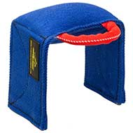 """Pro Guide"" French Linen Pad with Flexible Sides for Schutzhund Training"