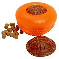 'Dog goodies' Treat Dispensing Chew Toy of Medium Size