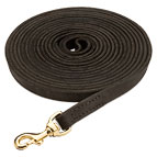 Universal Leather Lead for Pulling Activities