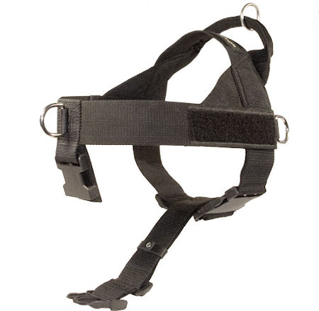 Water-resistant Nylon Harness for Police Work
