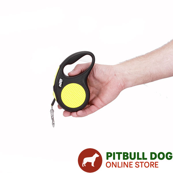 Convenient Handle on Everyday walking Dog Retractable Leash