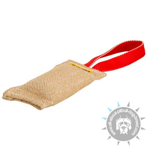 One Handle Jute Bite Tug