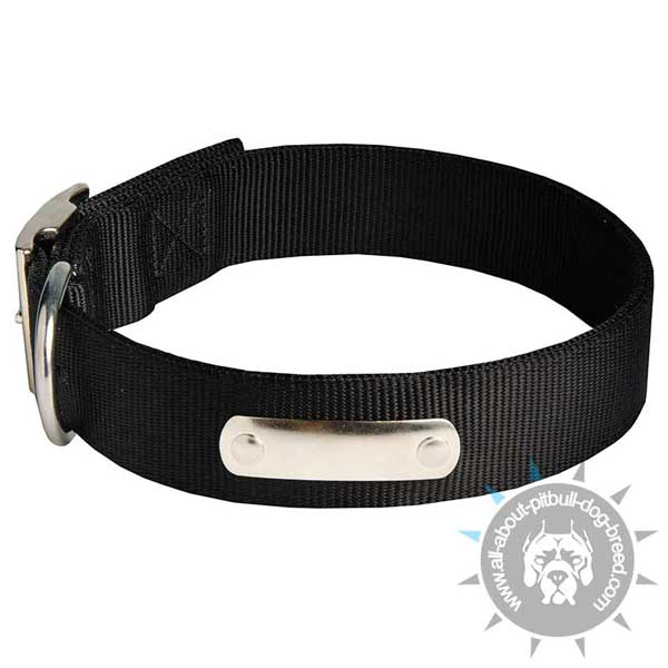 Extra durable nylon dog collar