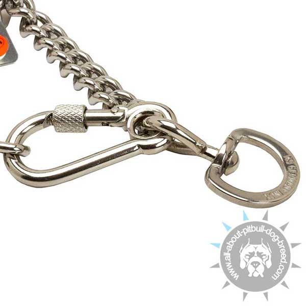 Reliable Smart Snap Hook on Swivel