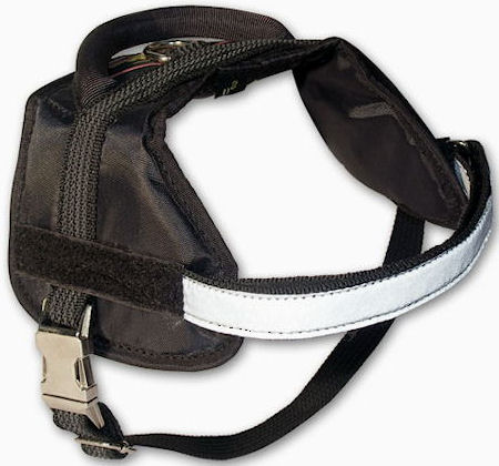 Buy puppy Dog Harness - SMALL/MEDIUM Nylon Dog Harness for PITBULL