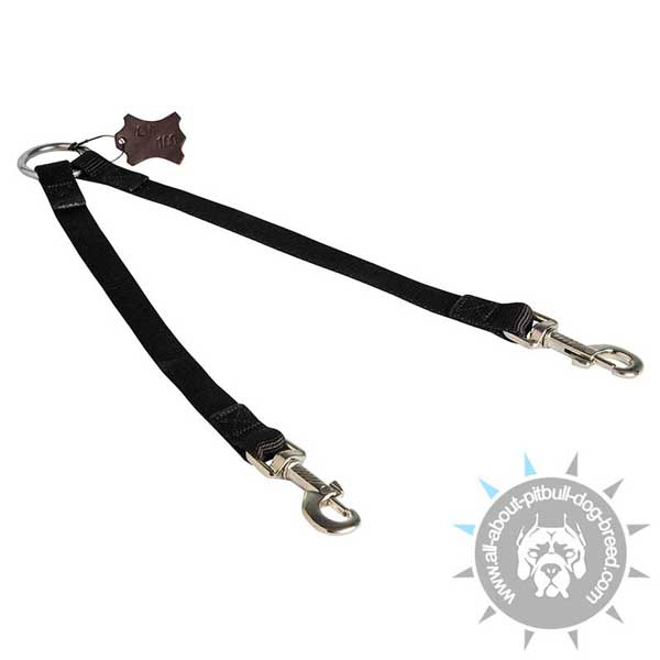 Water Resistant Nylon Dog Coupler