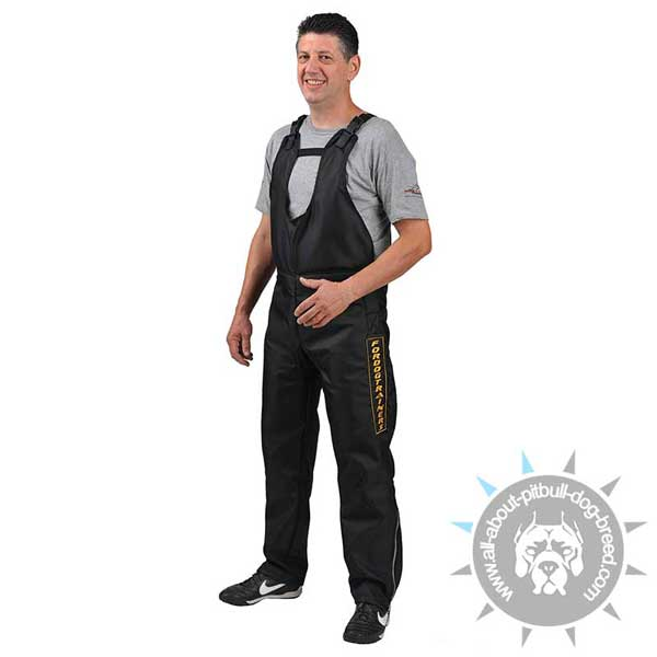 Adjustable Nylon Scratch Protection Pants