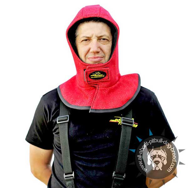 Trainer's Head Protector with easy to Use Velcro
