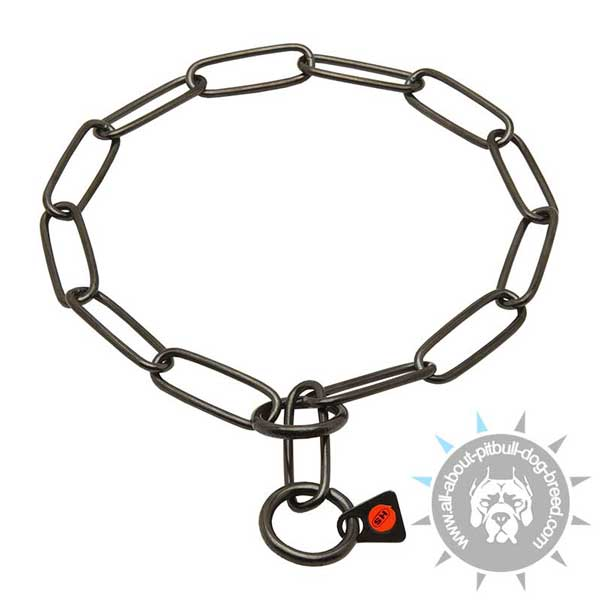 HS Stainless Steel Choke Collar