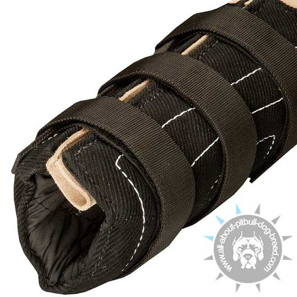Hidden Training Dog Bite Sleeve for Effective Pitbull Training