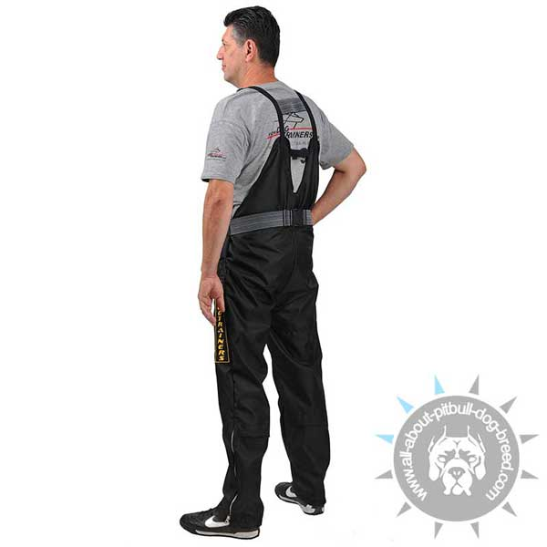 Pitbull Training Protection Scratch Pants