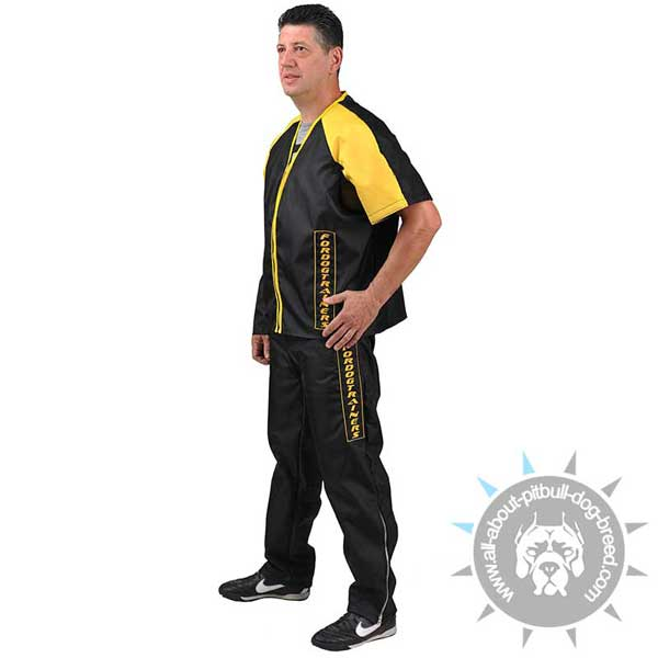 Pitbull Nylon Protection Scratch Suit