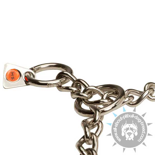 HS Stainless Steel Choke Chain