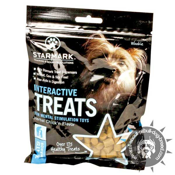Treats for Dog Stimulating Toys