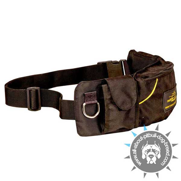 Training Dog Pouch with Multiple Pockets