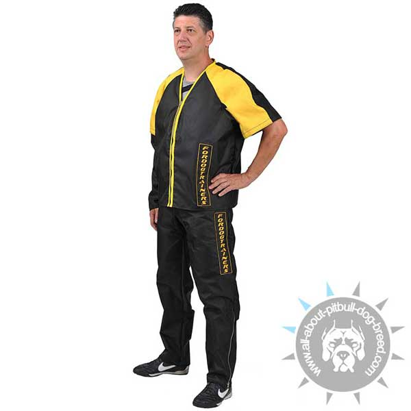 Pitbull Training Protection Scratch Jacket